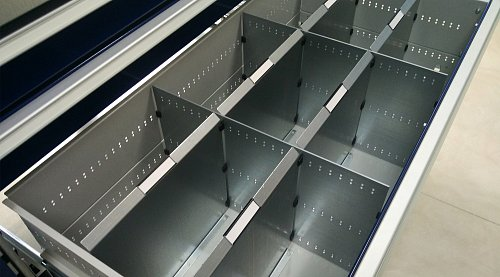 DiKom partitions for drawers and cabinets