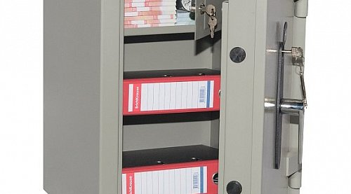 Safes and thick-walled accounting cabinets for your office
