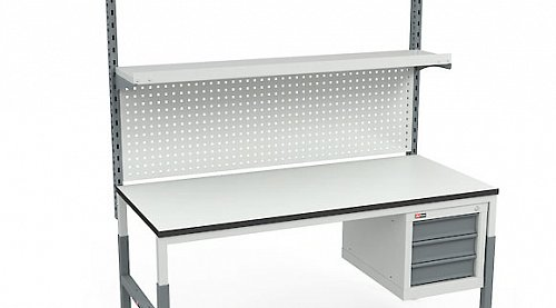 Assembly tables DiKom SR-M: bigger range, smaller cost
