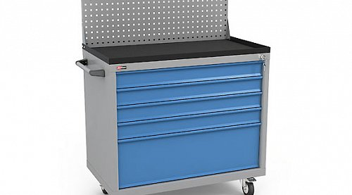 DiKom tool cabinets of VL-035 and VL-037 series